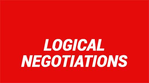 Logical Negotiations