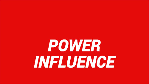 Power Influence
